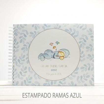Álbum de Bautizo espiral