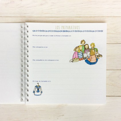 Libro de Comunión pequeño KRAFT
