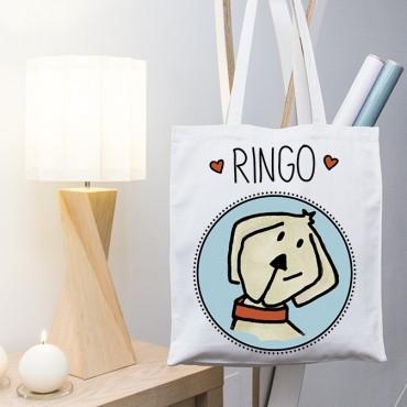 Bolsa con mascota