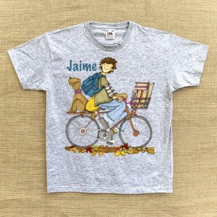 Camiseta NIÑO-HOMBRE con dibujo