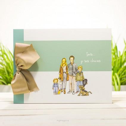 Álbumes personalizados