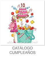 catálogo de cumpleaños