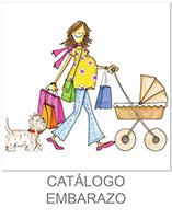 catalogo de dibujos de embarazadas