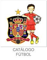catálogo de futbol