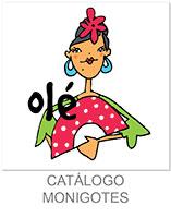 dibujo de flamenca y olé