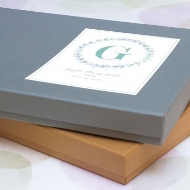 Caja regalo de Bautizo