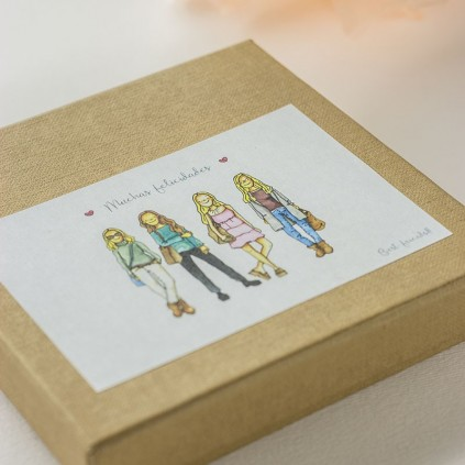 Pegatinas para regalos