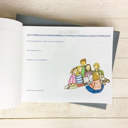 Libro de Comunión grande KRAFT