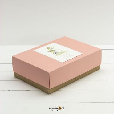 Caja regalo Comunión NIÑA