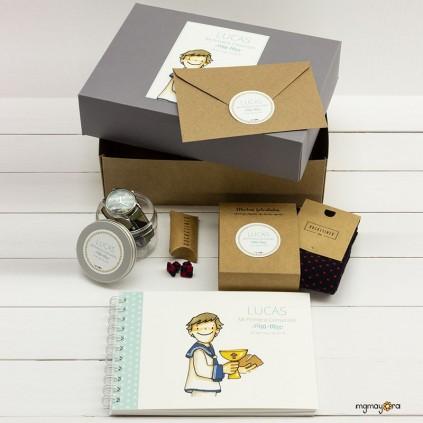 Caja regalo Comunión NIÑO