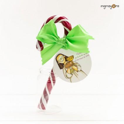 Caramelo Bastón Comunión