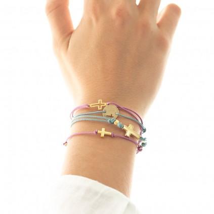 Medallas y pulseras de Comunión