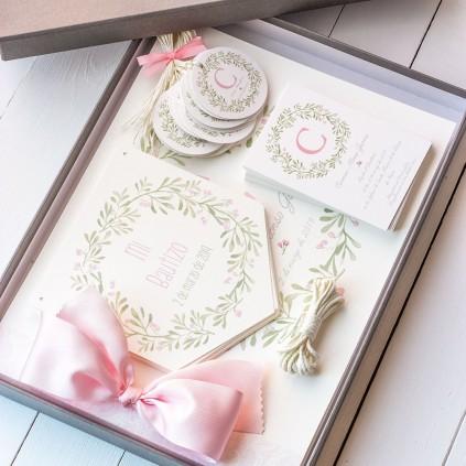 Caja pack de Bautizo